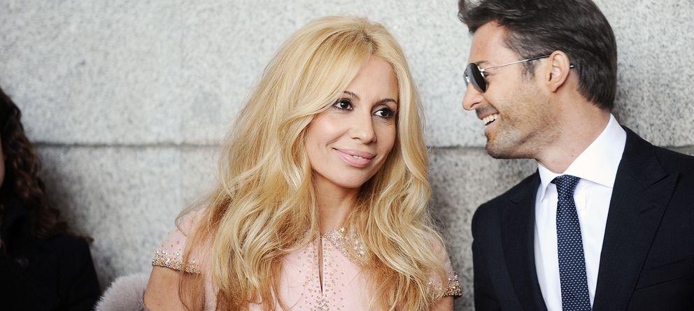 Foto: Marta Sánchez y Hugo Castejón, en una imagen de archivo (Gtres)
