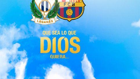 El Leganés desafía a Messi: Que sea lo que D10S quiera... o no