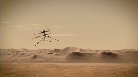 El Ingenuity vuela por fin en Marte: horario y dónde ver el viaje de la NASA