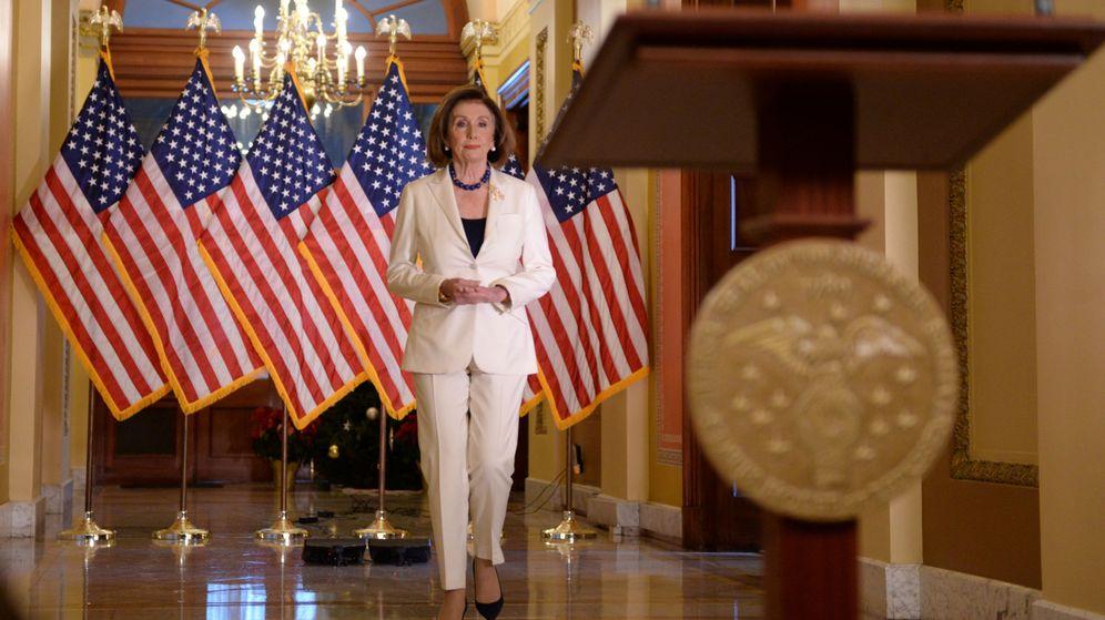 Foto: Nancy Pelosi. (Reuters)