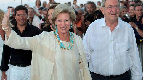 Así 'celebran' los royals griegos el fin del rescate financiero a Grecia