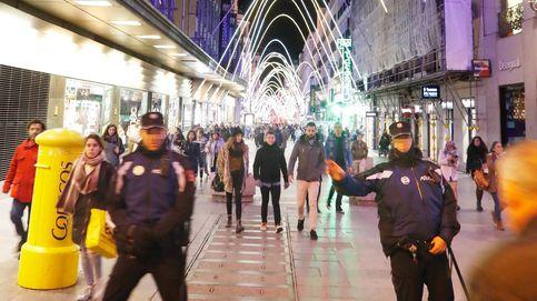 Dudas, vigilancia y flexibilidad: primer test de las calles con sentido único para peatones