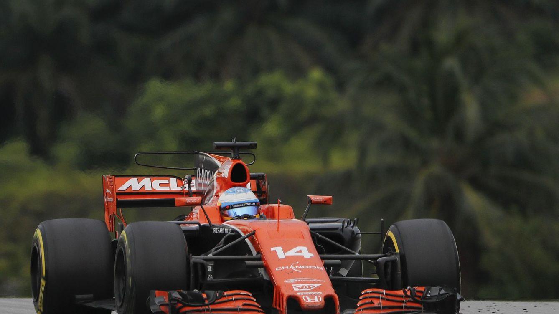 Alonso y McLaren: la última oportunidad para salvar otro ridículo de Honda en Japón