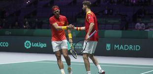 Post de España gana también el dobles y firma el 3-0 ante Croacia en la Copa Davis