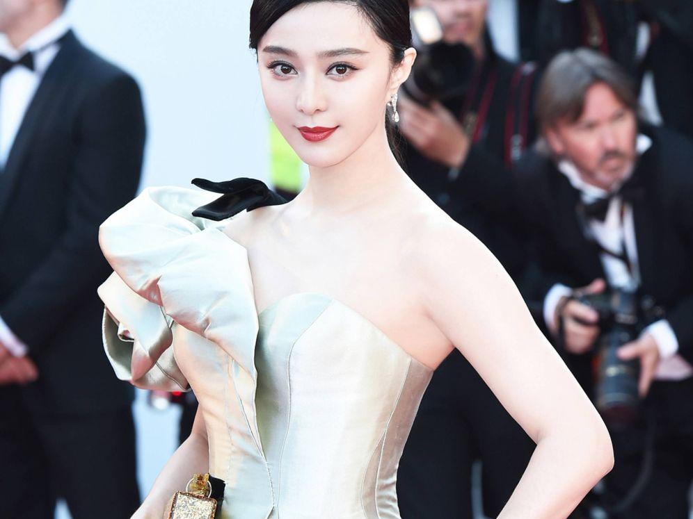 Foto: La actriz china Fan Bingbing tiene mucho que ver con esto. (Instagram @bingbing_fan)