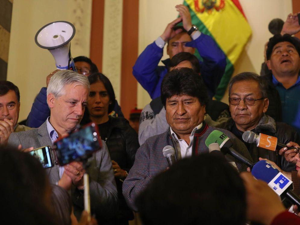 Foto: Evo Morales. (EFE)