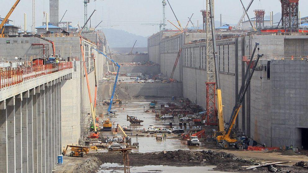 Sacyr tendrá que devolver 86 millones a la Autoridad del Canal de Panamá