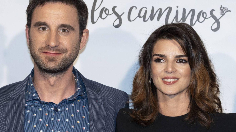 Dani Rovira y su pareja, Clara Lago.  (Cordon Press)