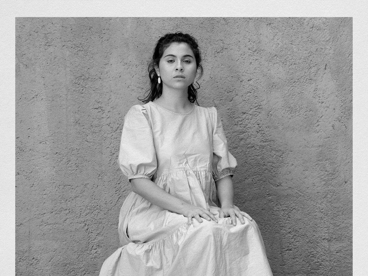 Foto: La cantante mexicana Silvana Estrada