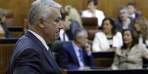 Foto: Arenas quiere dejar el PP-A 'atado y bien atado': Rojas será portavoz
