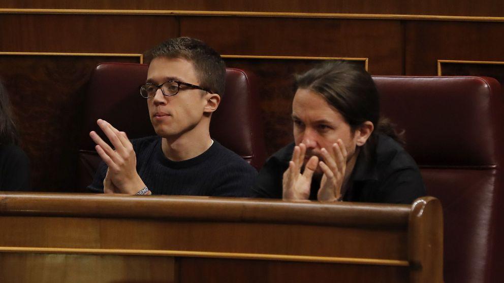 Las redes vuelven a convertirse en el campo de batalla entre Iglesias y Errejón