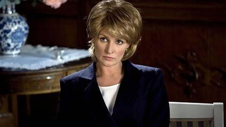 Lesley, como Diana.