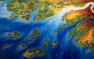 John Sabraw, arte contra la contaminación