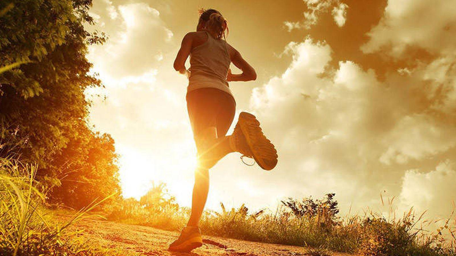 Foto: Di adiós definitivamente a las piernas 'efecto Cristiano Ronado' tras entrenar. (iStock)