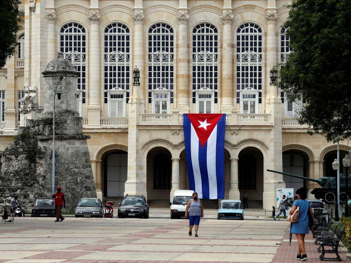 Foto: La Habana en calma tras las protestas. (EFE)