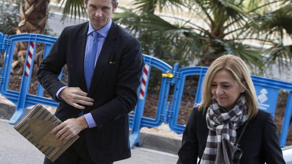 Iñaki Urdangarin exculpa a la Infanta: no sabía nada y no hablaban de trabajo