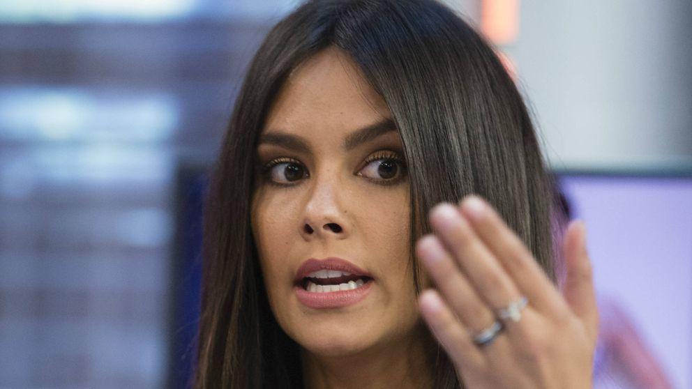 Cristina Pedroche, molesta con el último retoque de Photoshop que ha sufrido