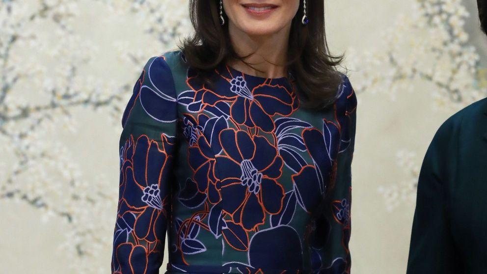 Adorarás este vestido de Pedro del Hierro estilo Reina Letizia que estiliza tu silueta