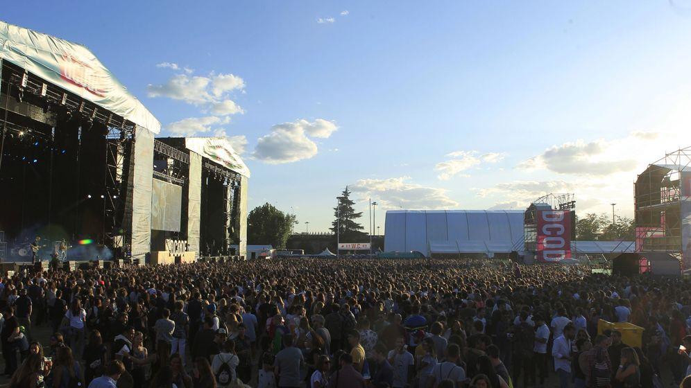 Foto: Madrid festival Dcode 2017 (EFE)