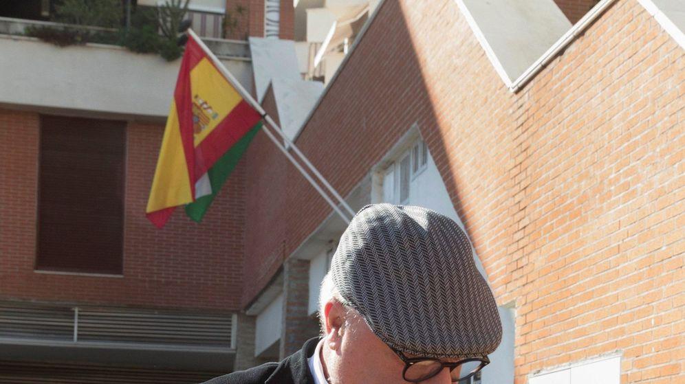 Foto: Fotografía de archivo del comisario José Manuel Villarejo. (EFE)