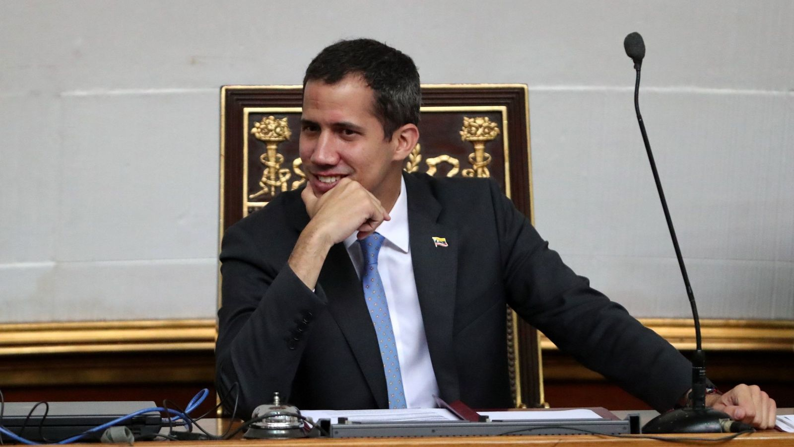 Foto: Juan Guaidó. (EFE)