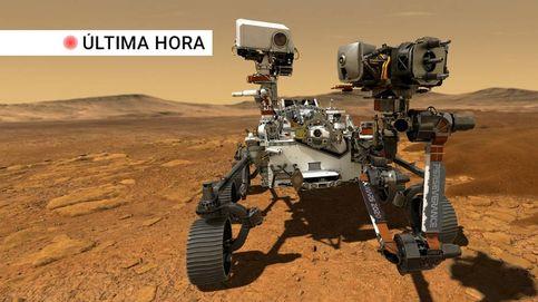 Llegada del rover Perseverance a Marte, en directo: sigue en 'streaming' la misión de la NASA