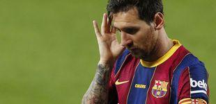 Post de La disculpa a medias de Messi: