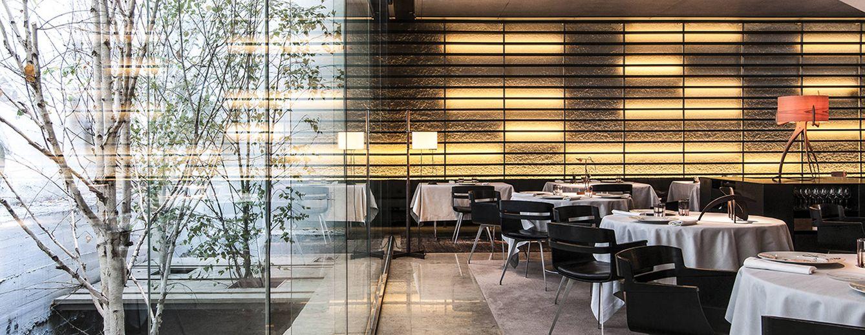 Foto: Bienestar y gastronomía conviven en el hotel Omm de Barcelona.
