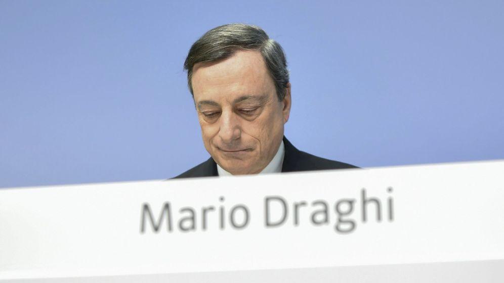 Foto: El presidente del BCE, Mario Draghi. (EFE)