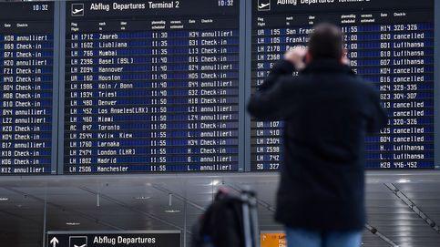 Huelga de Lufthansa: estos son los vuelos afectados con origen o destino España
