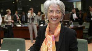 Lipsky considera a Lagarde una excelente candidata a la dirección del FMI