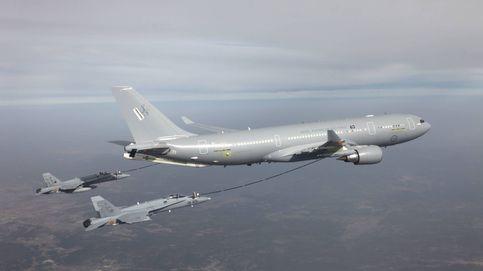 Airbus pujará con el tanquero que produce en Getafe por 200 aviones militares en EEUU