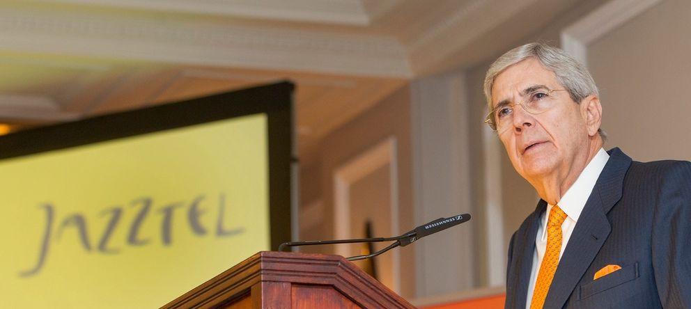 Foto: Leopoldo Fernández Pujals, presidente de Jazztel