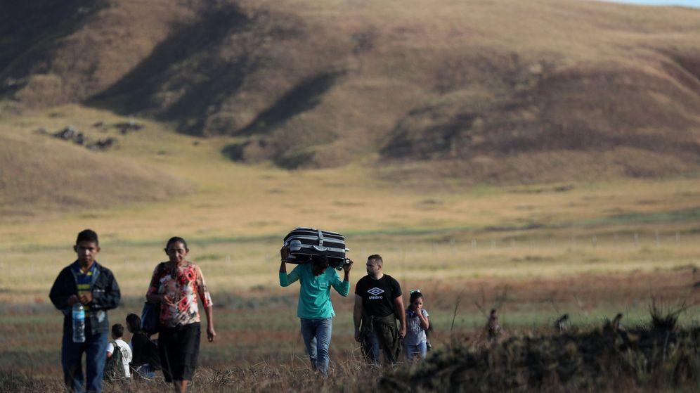 Foto: La ONU eleva a 3,4 millones el número de venezolanos que han abandonado el país. (Reuters)