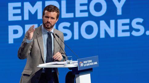 Casado ve a Sánchez rehén de Torra y pide voto para formar un gobierno de verdad