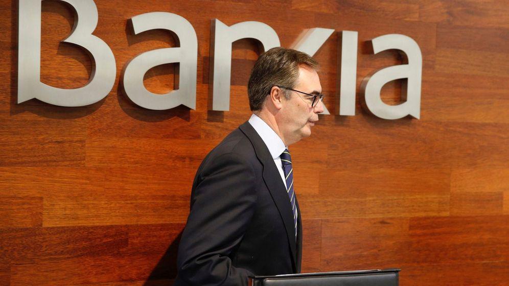 Foto: Bankia gana 205 millones en el primer trimestre de 2019, el 10,8 % menos