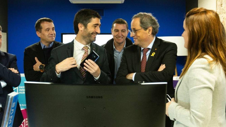 Los fiscales pedirán una red informática al margen de la Generalitat tras la intrusión