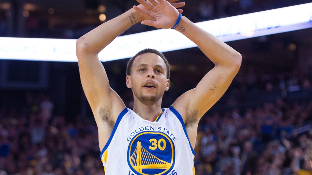 Foto: Stephen Curry, elegido MVP de la NBA