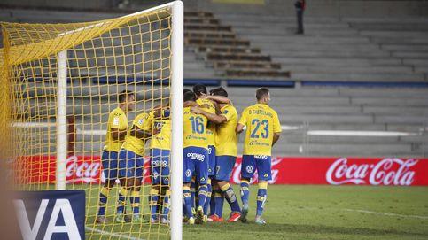 Las Palmas se estrena y ahonda en la inexplicable crisis del Sevilla