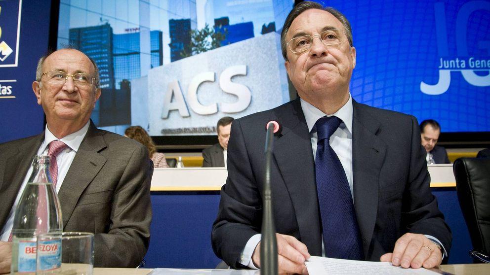 Florentino Pérez y Javier Loizaga, un favor de 150 millones