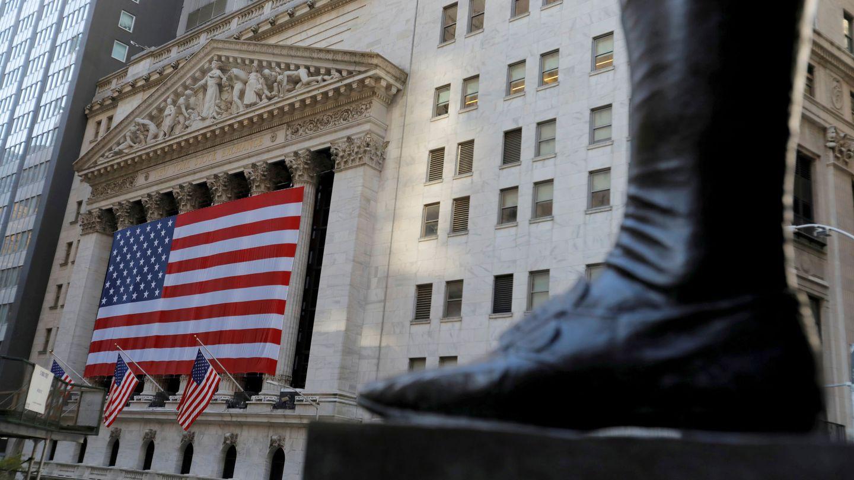 Fachada de la Bolsa de Nueva York. (Reuters)