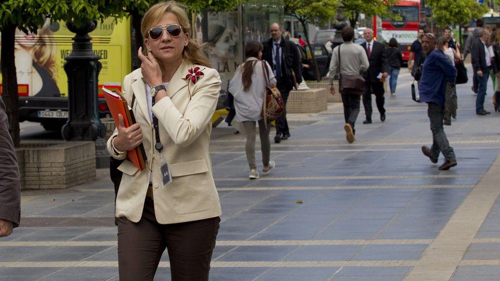 """La Caixa no """"aprecia cambios"""" en la situación de la Infanta y seguirá en nómina"""