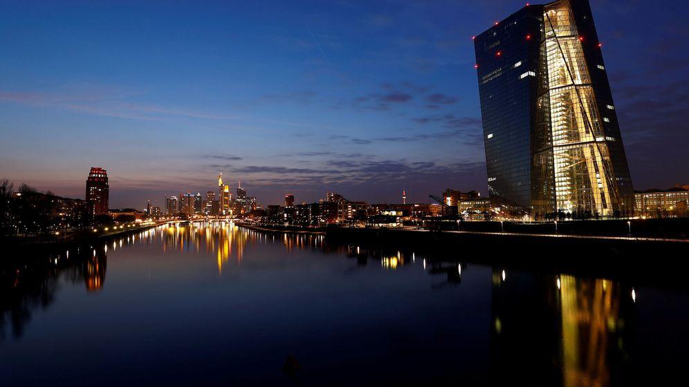 Foto: La sede del Banco Central Europeo en Fráncfort (Alemania). (Reuters)