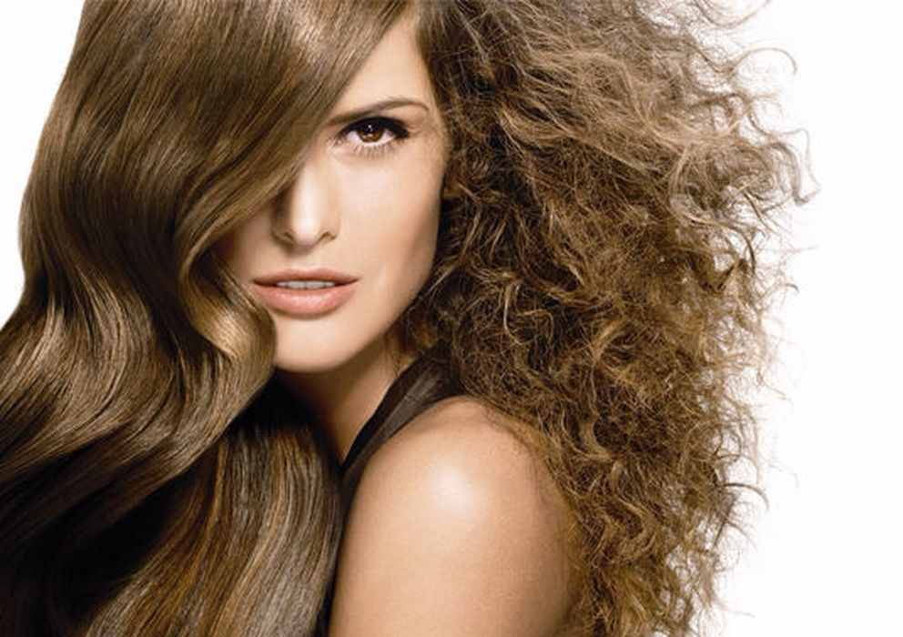 Resultado de imagen de pelo encrespado