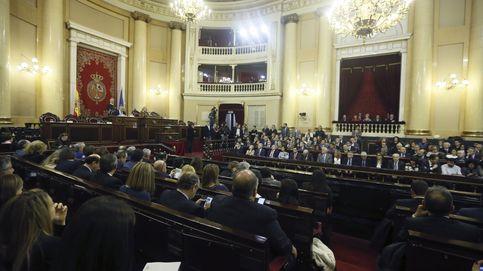 El PSOE presta cuatro senadores a ERC y DiL para que puedan formar grupo
