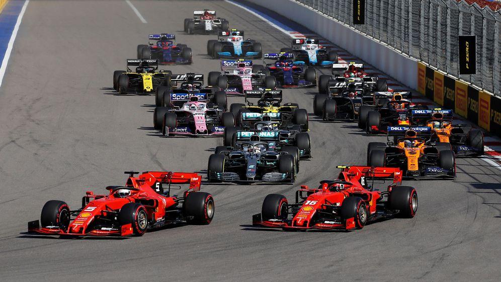 Foto: La Fórmula 1 implantará un nuevo sistema de clasificación en 2020. (Reuters)