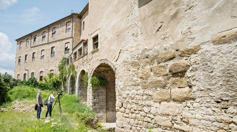 Nuevo tramo de la muralla en Girona