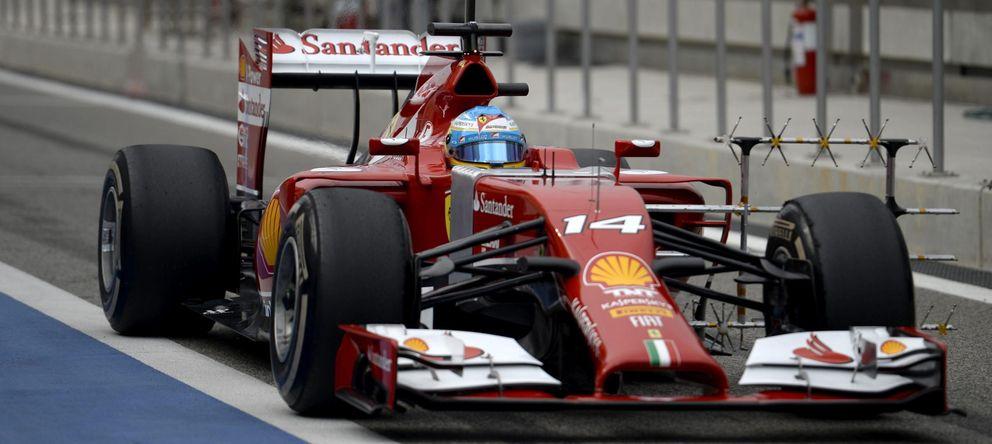 Foto: Fernando Alonso cree que cambiará el concepto de Gran Premio a partir de la presente temporada.