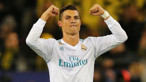 El próximo gol por la escuadra de Cristiano Ronaldo a Florentino Pérez