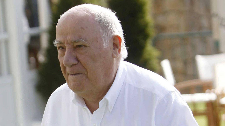 Amancio Ortega. (EFE)
